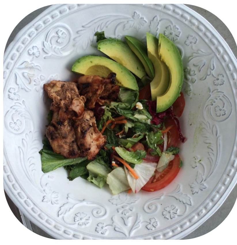 HEALTHY LUNCH ON A BUDGET