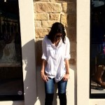 OUT ABOUT TOWN WITH STUART WEITZMAN