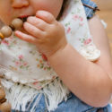 THESE 4 THINGS TO SURVIVE TEETHING