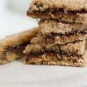 HEALTHIER CHOCOLATE ALMOND BUTTER SANDWICH + OTHER HEALTHY EASY SNACKS TO FEED YOUR KIDS